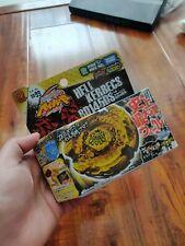 GENUINE Takara Tomy Hell Kerbecs Beyblade BD145DS BB99 Hades metal -