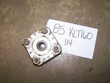 kawasaki klt160 klt 160 rear wheel hub 110 klt110 84 85 1985 86 1986 49030-4022-