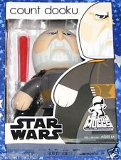 Count Dooku Star Wars The Clone Wars Mighty Muggs Action Figure USA Seller MISB