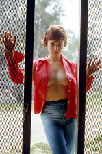 Cheryl Kubert vintage model classy lady collectibles 8x10 photo 2