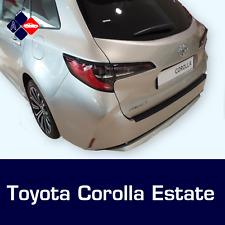 Toyota Corolla Estate Mk12 Hybrid Rear Guard Bumper Protector 2019 NEW
