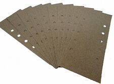 Black & Decker Punched Sanding Sheets Coarse Grit Pack of 50  A1852