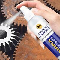 Rust Inhibitor Rust Remover Derusting Spray Car Maintenance Cleaning 120ml Hot
