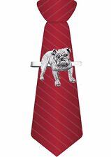 Codppd 19 Bulldog Chien Pince À Cravate Liens Diapositive Pewter Bijoux Bar