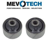 Pair Set 2 Front Lower Rearward Control Arm Bushings For Lexus Toyota Camry