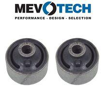 For Toyota Lexus Pair Set of Front Lower Rearward Control Arm Bushings Mevotech