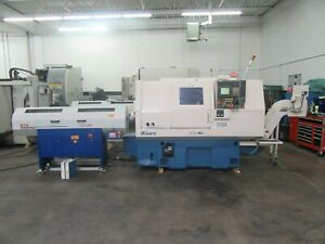 Miyano BND-51SY CNC Turning Center w Sub Spindle, Live Tool Turret, Y-Axis
