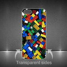 LEGO BRICKS LUXURY HARD PHONE CASE COVER IPHONE & SAMSUNG GIFT FOR HER HIM