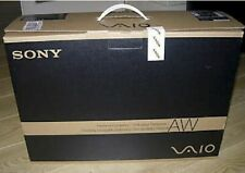 SONY VAIO VGN-AW                                     LIKE NO OTHER