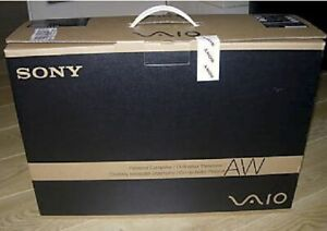 SONY VAIO VGN-AW            LIKE NO OTHER                    UPDATED JAN 18 2021
