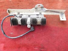 1967 Cadillac Stereo Audio Amp With Glove Box Support and Catch - Looks Good
