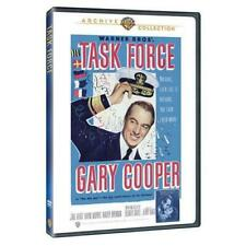 TASK FORCE. Gary Cooper 1949 classic. Region free. New sealed DVD.