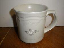 1989 Pfaltzgraff Collector's Club Mug