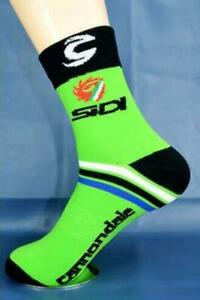 Cycling Bike Socks Cannondale Bike Racing Riding Tri MTB Team Bicycle Sock