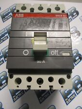 ABB S3N, 90 AMP,  600 VOLT, 2 POLE, CIRCUIT BREAKER- WARRANTY