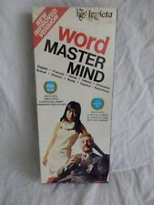 Invicta Word Mastermind Hidden Code Word 1975 Sealed - New (Other)
