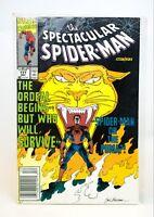 (MA5) The Spectacular Spider-Man Comic Book #171 Marvel Comics 1990