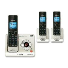 NEW VTech LS6425-3 3-Handset Dect 6.0 Cordless Phone with Answering Machine