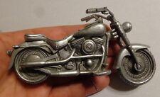 Harley Davidson Fatboy Nostalgia Moo Glide note HOLDER FLSTN flstf softail 1993