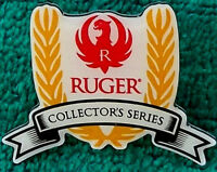 NOS Sturm Ruger Hat Pin Lapel Genuine Enameled Collector's Series Guns Pistols