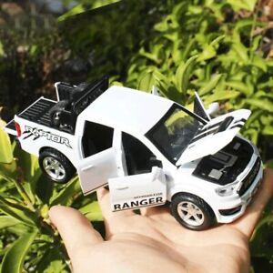 1/32 For Ford Raptor F350 Ranger Diecasts Car Model OffRoad Truck Metal Toy Car