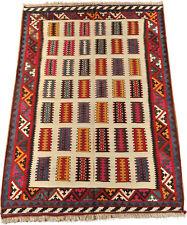 FARS Kelim 154 x 225 cm ORIGINAL Persan ghashghai nomades Tapis laine