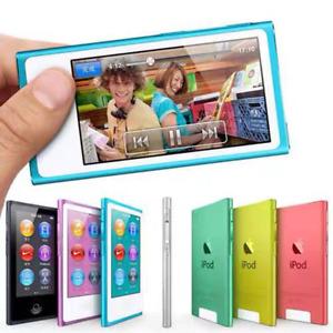 New Apple iPod Nano 7th/8thGeneration (16GB) Sealed Retail Box -All colors
