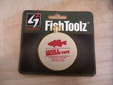 Gemini Fish Toolz catch and release tape keeping tools&accessories within reach