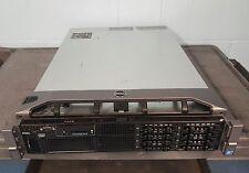 Dell PowerEdge R710 server, 2x Heat Sinks, V1 System Board, Perc 6i DVD, 1x PSU
