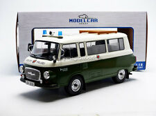MCG 1965 Barkas B 1000 Bus Volkspolizei 1/18 Scale. New Release! In Stock!