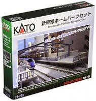 KATO N Scale Shinkansen Home Parts Set 23-239 Model Train Supplies F/S DHL/FedEx