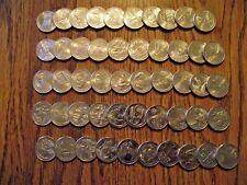2010-2019 NATIONAL PARK 50 COIN QUARTER SET Denver Mint UNC,FREE S&H