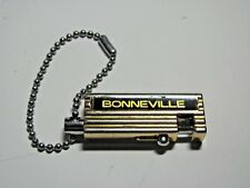 Original Pontiac Bonneville Quick Release Key Chain Gold & Silver