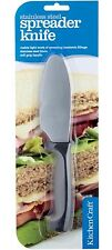 Kitchen Craft New Large Stainless Steel Spreader Knife