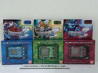 NEW Digimon Pendulum Z Nature Spirits & Deep Savers & Nightmare Soldiers 3 SET