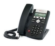 Polycom Soundpoint IP 331 VoIP IP 2-lines Phone POE (No external PWR supply)