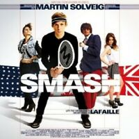 "MARTIN SOLVEIG ""SMASH (LIMITED EDITION)"" CD NEW"