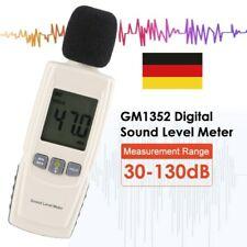 Handheld-Schallpegelmesser Datalogging Funktion Beleuchtetes Display Datenlogger