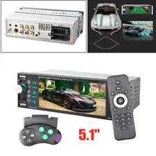 5.1'' HD Bluetooth USB DVR Mirror Link Car Audio Video FM Radio MP3 MP5 Player