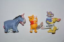 Bullyland Disney Winnie Puuh / 3 Figuren / Winnie I-Ah mit Ferkel Rabbit 12324