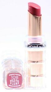 L'Oréal Colour Riche Plump & Shine -  #108 Wild Fig Plump - New