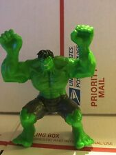 The Hulk Action Figure Used