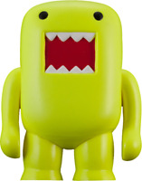 "Domo - 4"" Vinyl Figure Black-light Yellow-DHC20-727"