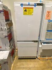 "Ge Monogram Zic30Gndii 30"" Custom Panel Ready Built-In Refrigerator"