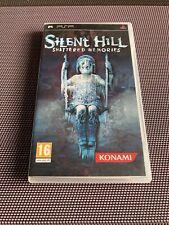 Silent Hill Shattered Memories - Jeu Sony PSP - Complet Pal FR