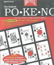 Educational Products-RED Original Pokeno Game - Play POKENO The Thrill of Poker