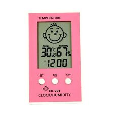 Indoor Outdoor Digital LCD Thermometer Hygrometer Temperature Humidity Meter