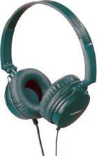 Thomson On-Ear Headphones - Green HED2207GN  # 00132627 (UK Stock) BNIB