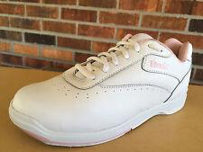 Etonic Women's Bowling Shoes White Powder Blue Size 8.5M #EBWD150-5