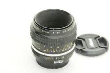 Nikon MICRO-NIKKOR 55mm f/3, 5, non-ai, MF